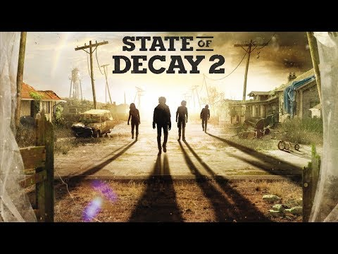 State of Decay 2 ► Cascade Hills ► Moving to Corner Office ► Part 2 ► Community #1