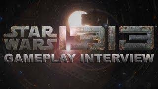 Star Wars 1313 gameplay interview