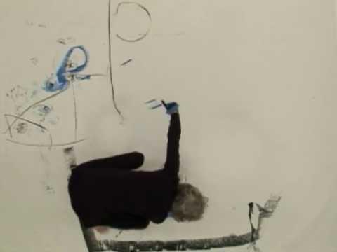 Trisha Brown Drawing/Performance