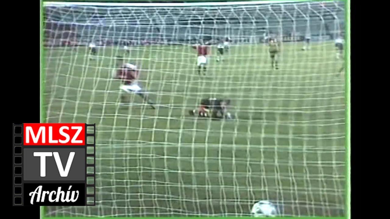 Magyarország-Norvégia | 1-1 | 1997. 06. 08 | MLSZ TV Archív