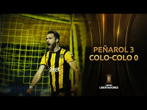 Penarol Colo Colo Goals And Highlights