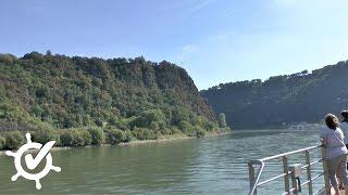 Meine erste Flusskreuzfahrt - Vlog Tag 3 - Rhein Melodie von Nicko Cruises