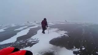 Зимняя рыбалка на Амуре, Новые  хапужки хлопок .