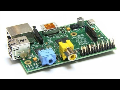 Setting Up a Raspberry Pi