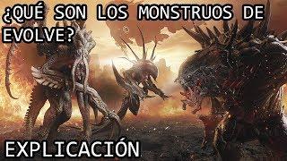 Baixar ¿Qué son las Criaturas de Evolve? EXPLICACIÓN | Todos los Monstruos de Evolve EXPLICADOS
