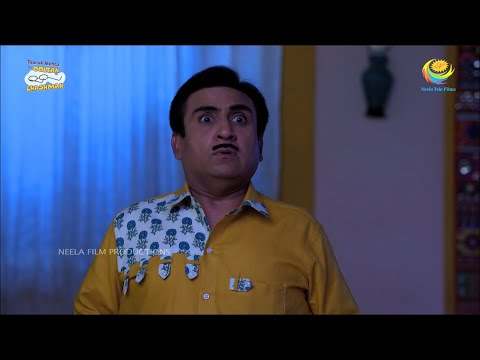Jetha Ke Ghar Mein Bhoot! LATEST EPISODE | Taarak Mehta Ka Ooltah Chashmah | TMKOC | तारक मेहता