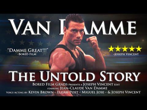 Jean-Claude Van Damme - The Untold Story