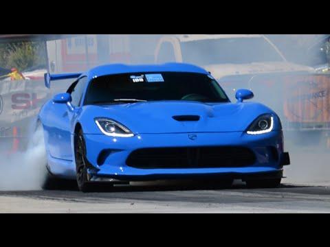 1500HP TT Viper World Record 1/2 Mile - Amazing Sounds!