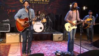 "The Band of Heathens Perform ""Shotgun"" on The Texas Music Scene"