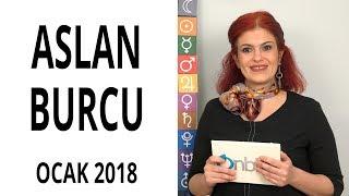 Aslan Burcu Ocak 2018 Astroloji