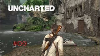 #09 アンチャーテッド エルドラドの秘宝 大河 Uncharted 水上バイク再び