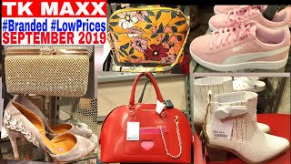 TK MAXX | September 2019 | Designer Shoes, Bags, Jewelries & more | #BRANDED #LOWPRICES