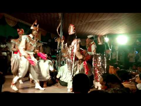 Shakti Tura 2016 तुरेवाले (शाहीर देवेंद्र झिमण ) - गण