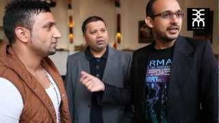 Maz Bonafide mistaken for Imran Khan Satisfya - Super funny