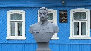 РЧВ 70 В США снесли памятник Сталину, в России установили