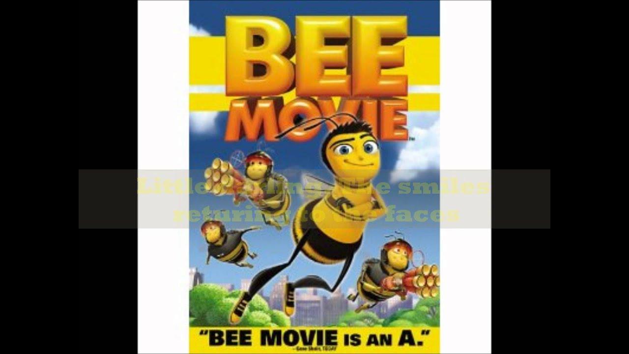 sheryl crowhere comes the sun bee movie lyrics youtube