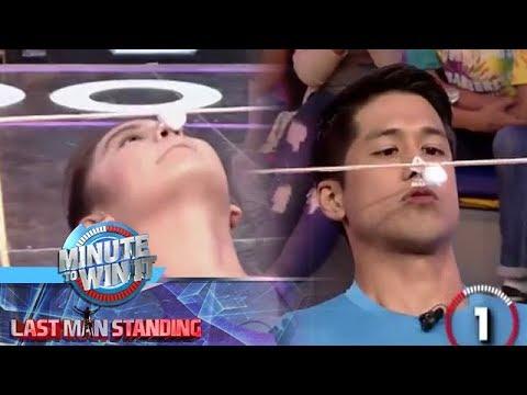 Dancer, Limbulak   Minute To Win It - Last Man Standing