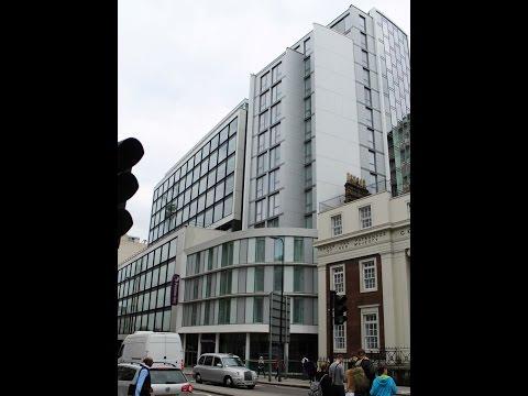 London Hotel Tour: Premier Inn Waterloo
