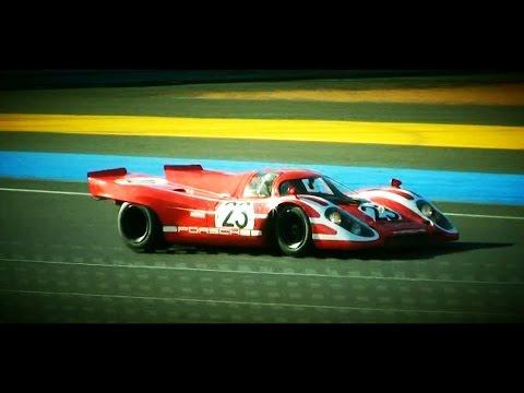 Le Mans Classic Incredible Sound ! [HD] Porsche 917, Matra, Peugeot 905 & More Part 1