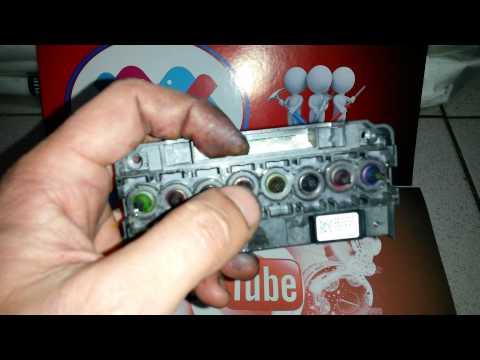 Epson Dx5 Kafa Tamiri Stylus Pro 9880 Baskı Kafa Onarımı