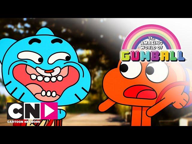 De Wonderlijke Wereld van Gumball | Behandel hem als een dame | Cartoon Network
