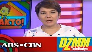 DZMM TeleRadyo: Palace offers reward for arrest of radio broadcaster's killers