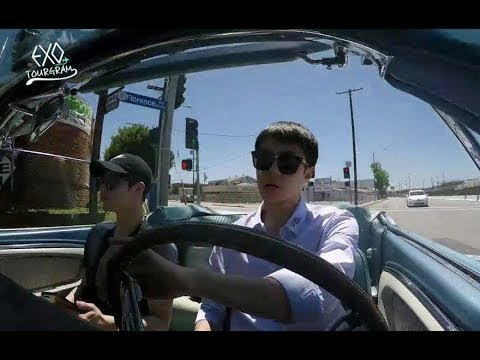 [EM-T] When Kpop idols driving cars/vans/trucks (EXO,SNSD,GO