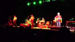 Blue Rodeo dedicates a song to Stephen Harper #Idlenomore