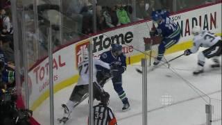 Canucks Vs Lightning - Henrik Sedin Goal - 12.11.10 - HD