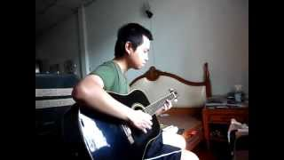 Happy New Year 2013 Thai acoustic guitar.mp4