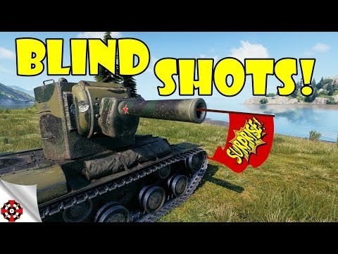 World of Tanks - Funny Moments | BLIND SHOTS & RNG MOMENTS! (WoT, June 2018)