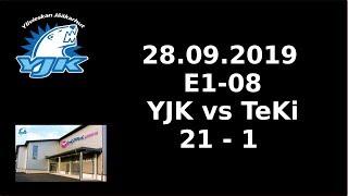 28.09.2019 YJK - TeKi Donskoit (21-1)