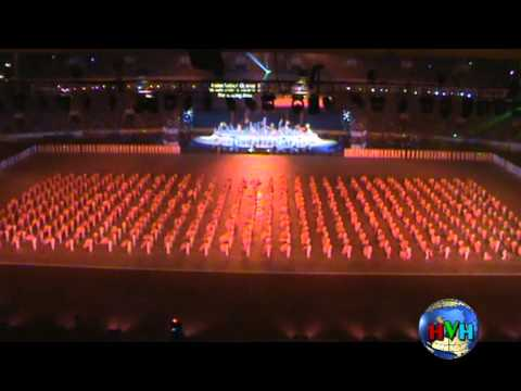 Đồng diễn Asian Indoor games III (2009) phần 1