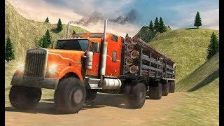 USA Truck Driving School Off-road Transport Games - Best Android GamePlay FHD