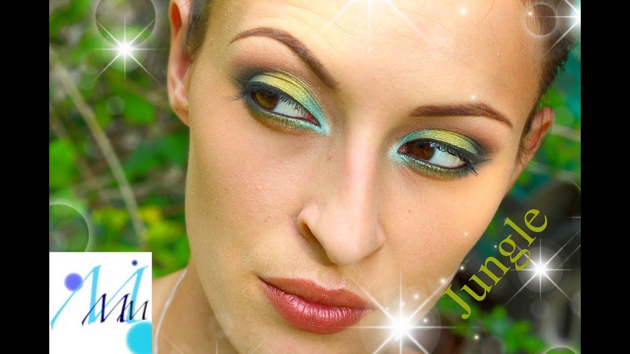 maquillage color jungle - Colori Maquillage