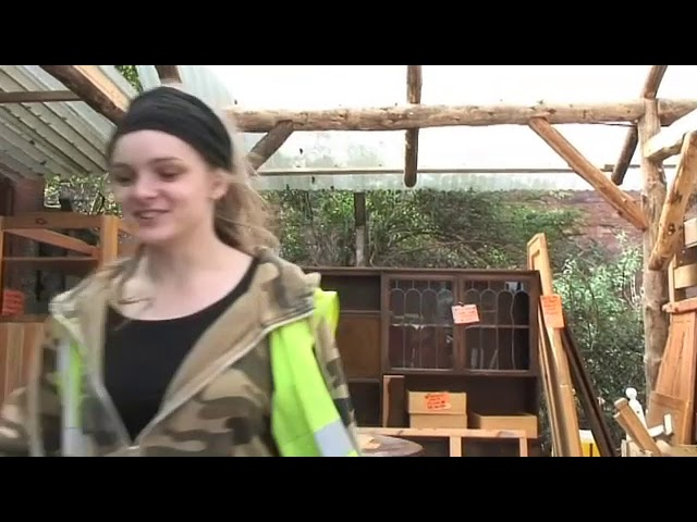 Bristol Wood Recycling Project - 'What Do We Do?'