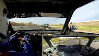 2015 Arse-Freeze-Apalooza at Sears Point - Stint 2 with Ron