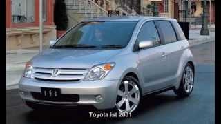 #1160. Toyota ist 2001 (Prototype Car)