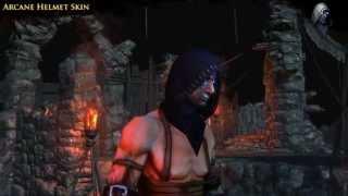 Path of Exile - Arcane Helmet Skin