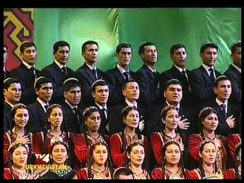 National Anthem of Turkmenistan