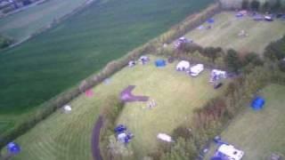 Sea Barn Farm from the Air
