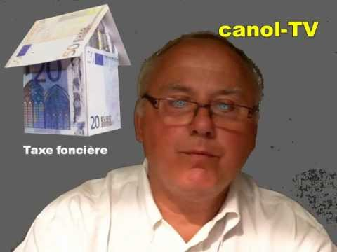 taxe fonciere comment est elle calcul e youtube. Black Bedroom Furniture Sets. Home Design Ideas