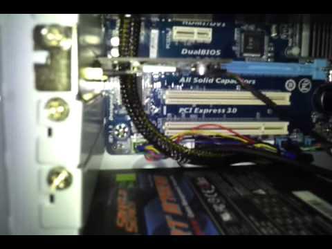 CyberpowerPC weird clicking noise