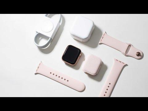 Trên Tay Apple Watch Series 4: Thân Máy Mỏng, Màn Hình To, Rung Khi Cuộn Digital Crown Thú Vị.