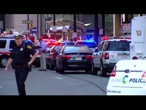 Cincinnati shooting: 4 dead, including gunman, after shooting at bank