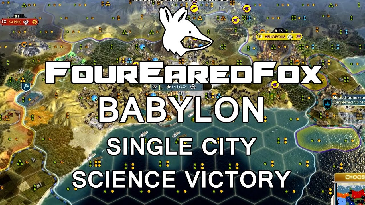 how to win science victory civ 5