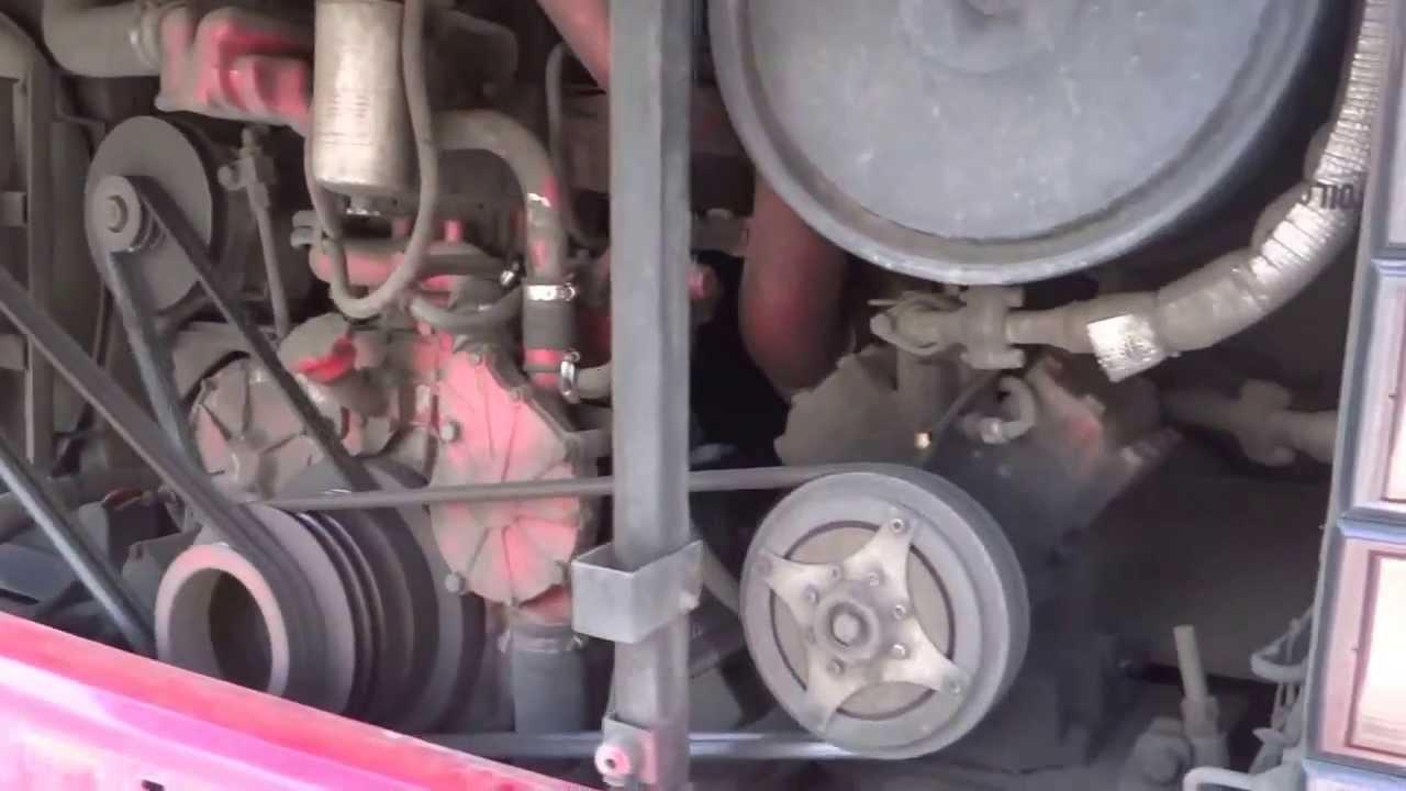 Daewoo Bus Engines