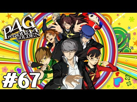 Persona 4 Golden Blind Playthrough With Chaos Part 67: Rise's Teasing
