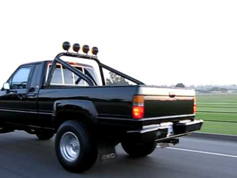 Back to the Future Truck - YouTube