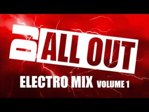 Electro House Mix Vol 1 by DJ All Out - 2011